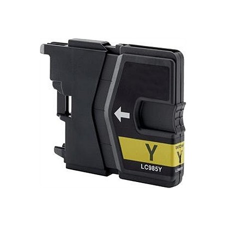 Cartuccia Epson T554 Yellow Compatibile