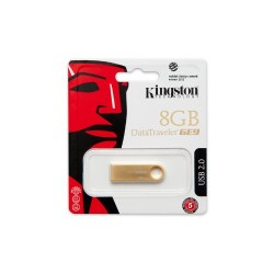 08Gb - Kingston DTGE9/8GB Usb 2.0