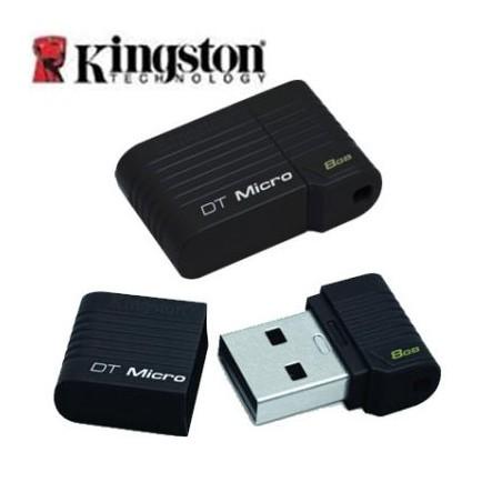 08Gb - Kingston DTIG4/8GB Usb 3.0