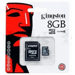 08Gb - Kingston DTSE9H/8GB Usb 2.0