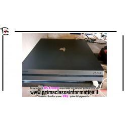 PlayStation 4 Pro con ssd1TB