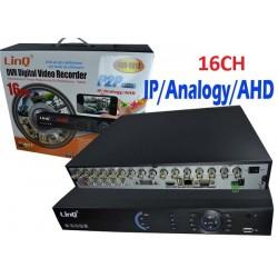 DVR H.264 AHD/960H/IP LinQ 16CH [AHD-9816]
