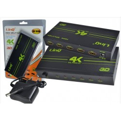 HDMI Splitter 1X4 [VK-104W]