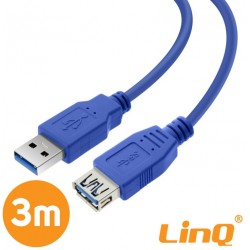Prolunga USB A/A 3M
