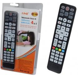Telecomando UNIVERSALE - LinQ URC-4504