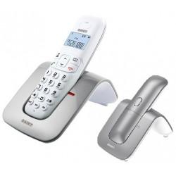 Telefono Cordless Saiet SLIDE Silver