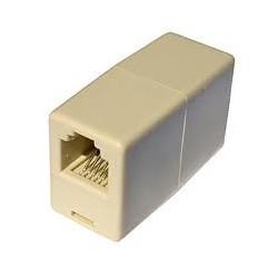 Utility - Giunzione RJ11 - Accoppiatore Cavo Telefonico