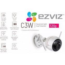 Videocamera Wi-Fi 720p - Ezviz C3W