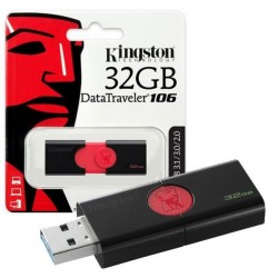 32Gb - Kingston DTIG4/32GB Usb 3.0