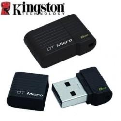 08Gb - Kingston DTGE9/8GB Usb 2.0