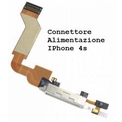 iPhone 4g/4s Pellicola Plastica F/R
